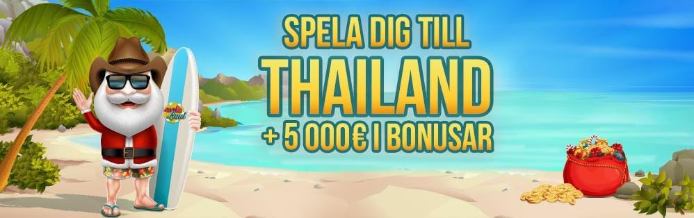 resa till thailand