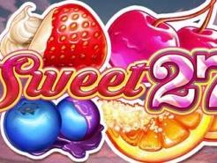 Sweet27 banner spelautomat