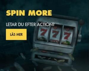 Bethard kampanj Spin More