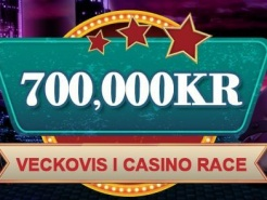 Videoslots casino race
