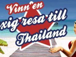 Casimba Casino - vinn resa till Thailand