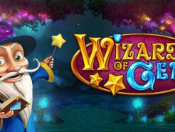 Wizard of Gems freespins