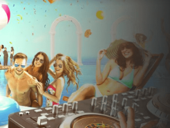 Casinocruise poolparty matchbonus