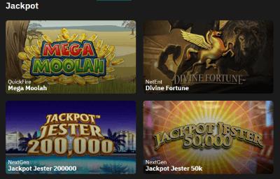 fastbet casino spel